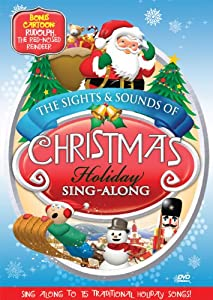 SIGHTS & SOUNDS OF CHRISTMAS: Holiday Sing-Along Edition by VCI Entertainment