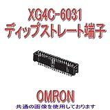 オムロン(OMRON) XG4C-6031 形XG4C ボックスタイププラグ ディップストレート端子 60極 (極性スロット1) NN