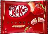 ネスレ日本 キットカット ミニ オトナの甘さ ストロベリー  12枚×12袋