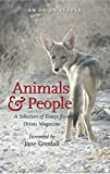 img - for Animals & People book / textbook / text book