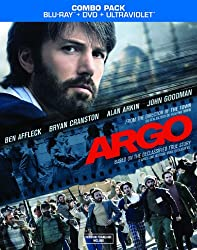 Argo (Bilingual) [Blu-ray + DVD + UltraViolet Digital Copy]