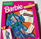 Barbie Friend Ken United Colors Of Benetton Shopping Formula 1 Fashion By Mattel in 1991 - The box is in poor condition