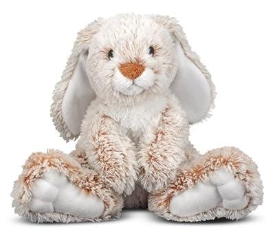 "Melissa & Doug Princess Soft Toys 14"" Plush Burrow Bunny from Melissa & Doug"