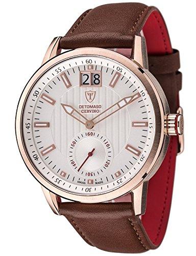 DeTomaso-Swiss-Made-Reloj-de-cuarzo