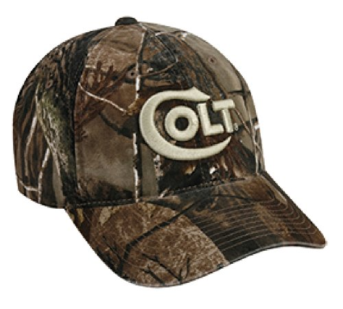 Lowest Price! OUTDOORCAP 171411 Colt - Camo Cloth Tie Hat