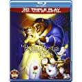 La bella e la bestia(edizione speciale triple-play) (+DVD+Disney e-copy) [Italia] [Blu-ray]