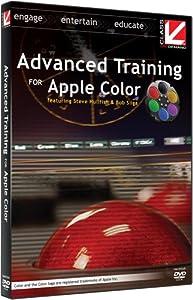 Class on Demand Advanced Training for Apple Color Educational Training Tutorial DVD-ROM with Steve Hullfish and Bob Sliga 98900