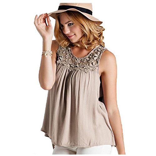 Mr.Angelo - Camicia -  donna Beige XX-Large