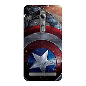 Gol Dhaal Back Case Cover for Asus Zenfone 2