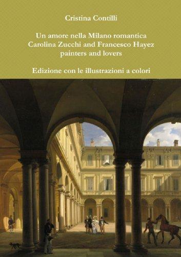 Un Amore Nella Milano Romantica Edizione Con Le Illustrazioni A Colori
