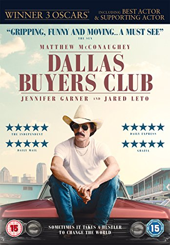 Dallas Buyers Club [DVD] [Edizione: Regno Unito]