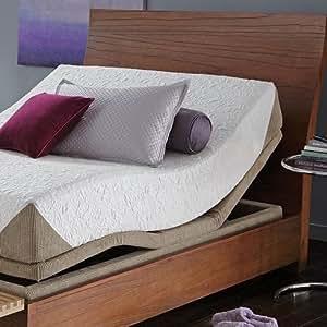 Serta iComfort Genius Queen Mattress with adjustable frame