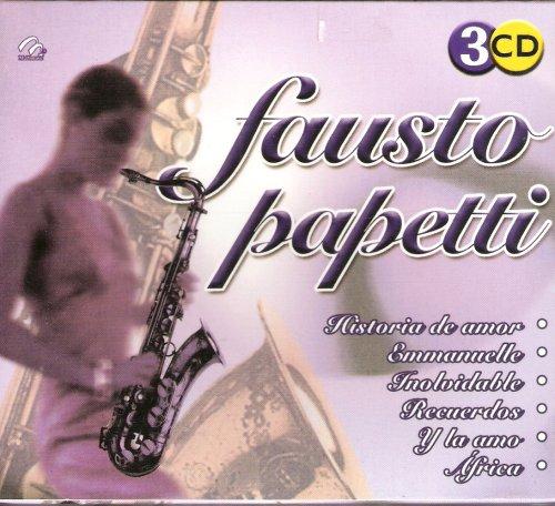 Fausto Papetti - Collection 3cds - Zortam Music