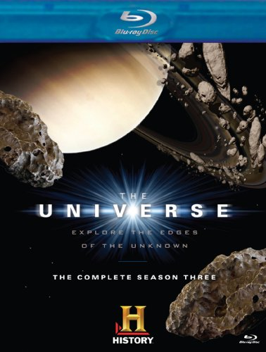 THE UNIVERSE: THE COMPLETE SEASON THREE (BLU-RAY)