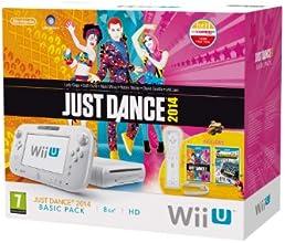 Nintendo Wii U - Consola Básica + Just Dance 2014 + Nintendo Land (Edición Limitada)