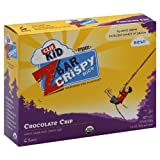 Clif Kid ZBar Crispy Chocolate Chip, 6pk 7.62 OZ