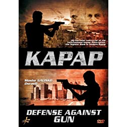Kapap: Defense Against Gun by Moshe Galisko (Israel)