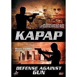 Kapap: Defense Against Gun by Moshe Galisko (Israel)