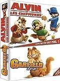 echange, troc Alvin et les chipmunks - Garfield, les films : Coffret 2 DVD