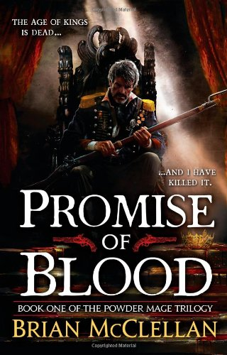 Image of Promise of Blood (The Powder Mage Trilogy)