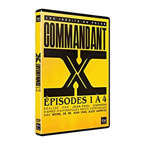 Le commandant X vous parle, saison 1