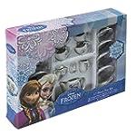 Frozen 17 Piece Porcelain Tea Set