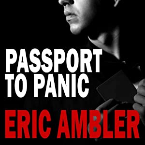 Passport to Panic Audiobook
