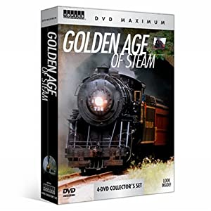 The Golden Age of Steam Trains