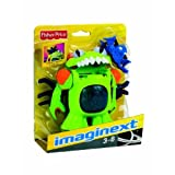 Fisher-Price - P8082 - Figurine - Figurine Espace Imaginext - Alien Deluxepar Fisher-Price
