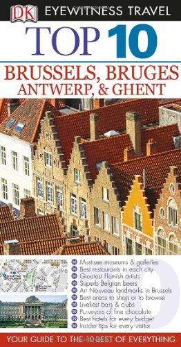 Top 10 Brussels (Eyewitness Top 10 Travel Guide) PDF