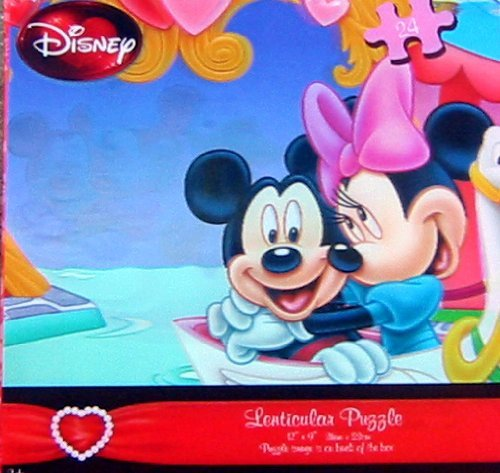 Disney 24pc. Lenticular Puzzle-Tunnel of Love