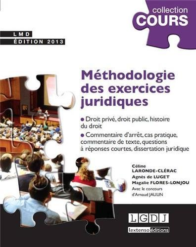 Dissertation Histoire Du Droit Exemple