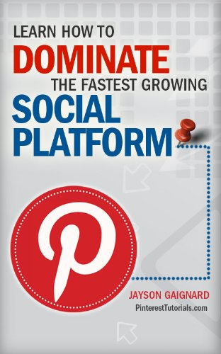 Pinterest – Learn how to DOMINATE the Fastest Growing Social Platform