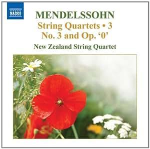 V 3: String Quartets