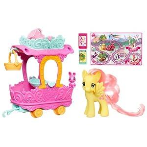My Little Pony Fluttershy's Nursery Train Car