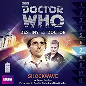 Destiny of the Doctor #7 - James Swallow