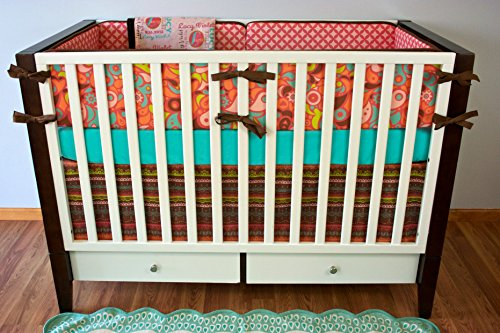 Modified Tot Crib Bedding, Sweets