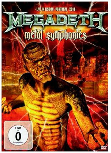 Megadeth - Metal Symphonies - Dvd