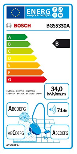 Bosch BGS5330A Bodenstaubsauger*