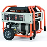 5747 Generac XG8000E 8000 Watt Electric Start Portable Generator,49-State