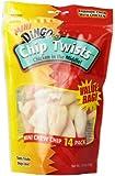 Dingo Mini Chip Twists, 14-Count