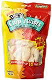 Dingo Mini Chip Twists, 14-Count