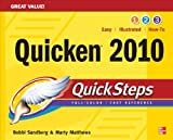 img - for Quicken 2010 QuickSteps book / textbook / text book