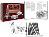 img - for Origami Architecture Kit: Create Lifelike Scale Paper Models of Three Iconic Buildings [Boxed Kit with Ready-to-Assemble Card Stock & Color Book] book / textbook / text book
