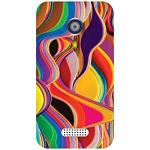 Micromax A 116 Paints Matte Finish Phone Cover - Matte Finish Phone Cover