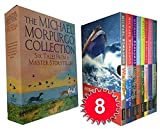 Michael Morpurgo Box Set 14 Children Books Gift Set, (Why the Whales Came, Escape from Shangli-La, King of the cloud forests, War House, Long Way Home, Homecoming, The Mozart Question, The Kites Are Flying, This Morning I Met A Whale, The Wreck of th Mic