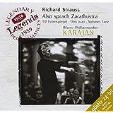 R. Strauss : Ainsi parlait Zarathoustra - Till Eulenspiegel - Danse des sept voiles - Don Juan (coll. Decca Legends)