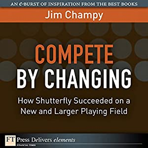 Compete by Changing Audiobook