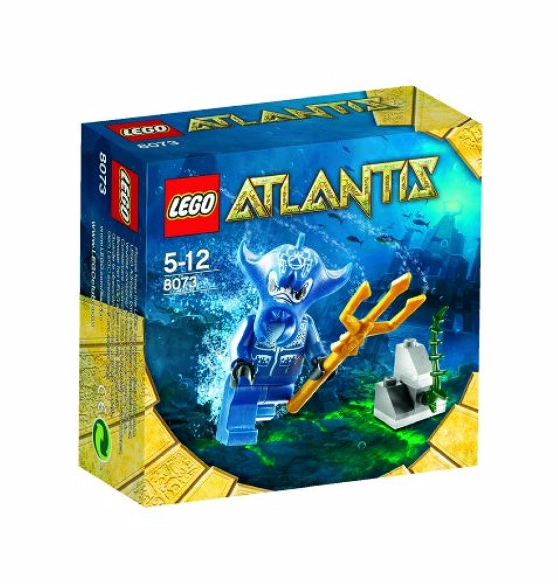 [해외] LEGO ATLANTIS 8073 MANTA WARRIOR 레고 아틀란티스 맨다워리어