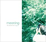meaning / Blueberry&Yogurt